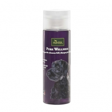 Hunter Shampoo für schwarzes Fell 200ml