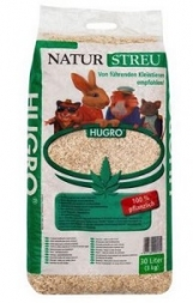 Hugro Hanfeinstreu 30 Liter