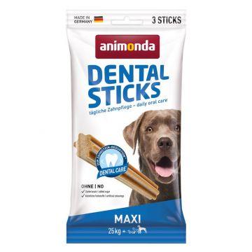Animonda Dog Snack Dental Sticks Maxi 3 Stk. 165 g (Menge: 16 je Bestelleinheit)