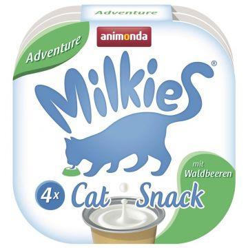 Animonda Milkie Adventure 4x15g (Menge: 15 je Bestelleinheit)