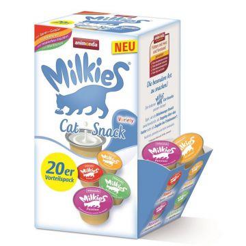 Animonda Cat Snack Milkie Variety 4x15g (Menge: 15 je Bestelleinheit)