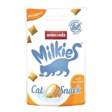 Animonda Snack Milkie Harmony Anti Hairball 30g (Menge: 12 je Bestelleinheit)