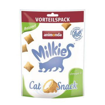 Animonda Snack Milkie Knusperkissen Balance 120g (Menge: 6 je Bestelleinheit)