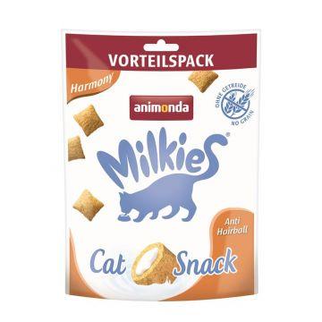 Animonda Snack Milkie Knusperkissen Harmony 120g (Menge: 6 je Bestelleinheit)