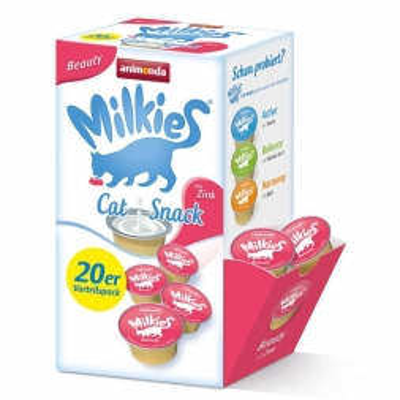 Animonda Milkies Beauty mit Zink 20x15g