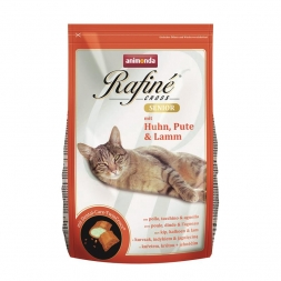 Animonda Rafine Cross Senior Huhn, Pute & Lamm 1,5kg