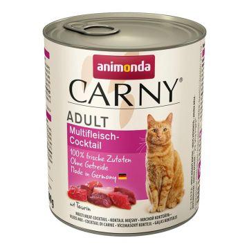 Animonda Carny Adult Multi -Fleischcock. 800g (Menge: 6 je Bestelleinheit)