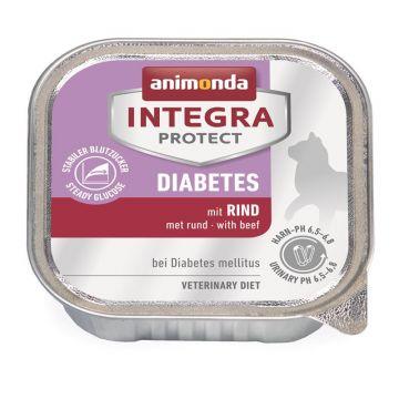Animonda Integra Protect Diabetes mit Rind 100g (Menge: 16 je Bestelleinheit)