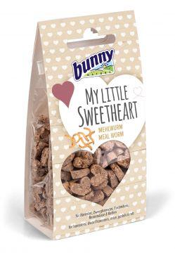 Bunny Herzkeks My little Sweetheart Mehlwurm 30 g