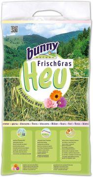 Bunny FrischGras Heu Blüten 500 g