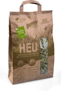 Bunny HEU von Naturschutz-Wiesen 250g mit Löwenzahnblättern