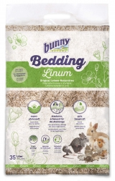 Bunny Bedding Linum 35 Liter Einstreu