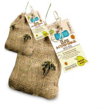 Bunny Heu-Active-Snack Gartenglück 30 g