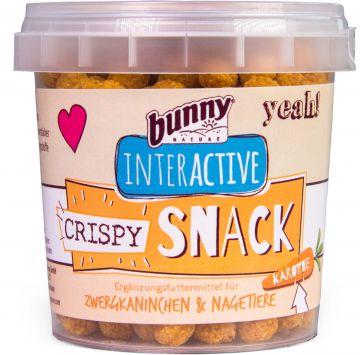 Bunny Crispy Snack Karotte 25 g