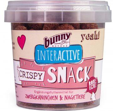 Bunny Crispy Snack Rote Bete 50 g