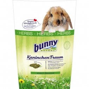 Bunny KaninchenTraum herbs                             1,5 kg