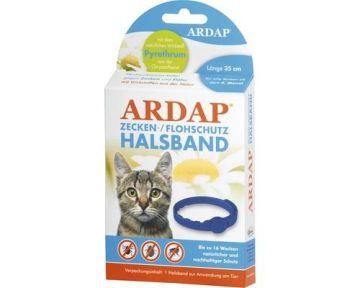 Ardap Zecken- u. Flohhalsband Katzen   35 cm