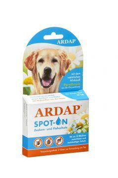 Ardap Spot-On für Hunde über 25 kg    3 x 4.0 ml