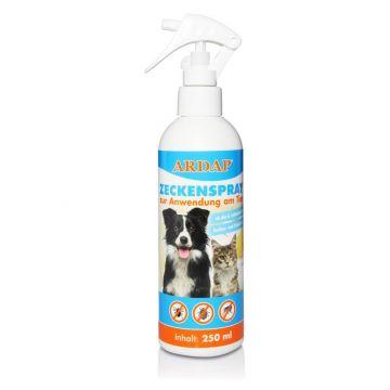 Ardap Zeckenspray zur Anwendung am Tier 250 ml