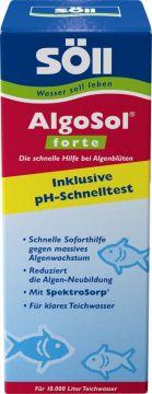 Söll AlgoSolForte incl.pH-Schnelltest 500 ml