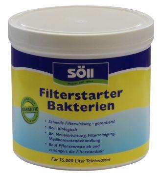Söll FilterStarterBakterien  500 g