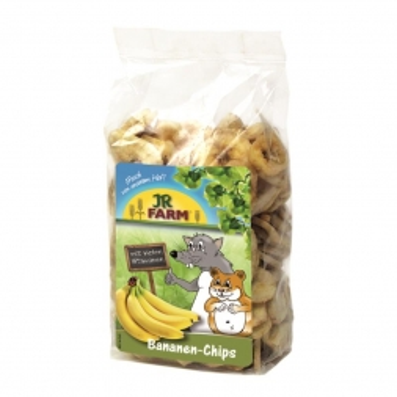 JR Farm Bananen-Chips 150g (Menge: 8 je Bestelleinheit)
