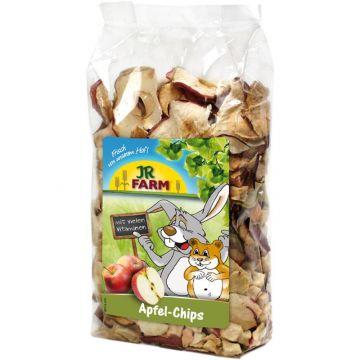 JR Farm Apfel - Chips 80g (Menge: 8 je Bestelleinheit)