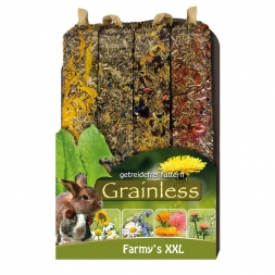 JR Farm FARMYs XXL Grainless 4er-Pack 450g (Menge: 4 je Bestelleinheit)