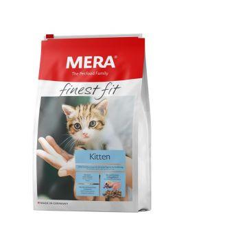 MeraCat finest fit Trockenfutter Kitten 400g