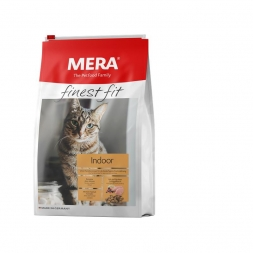 MeraCat finest fit Trockenfutter Indoor 1,5 kg