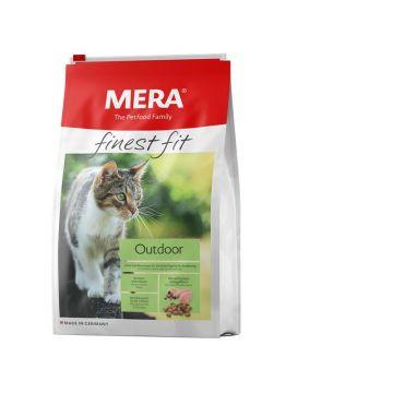 MeraCat finest fit Trockenfutter Outdoor 4 kg