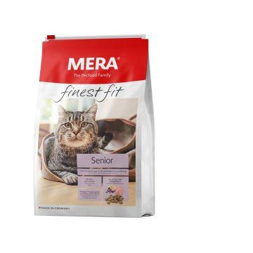 MeraCat finest fit Trockenfutter Senior 1,5kg