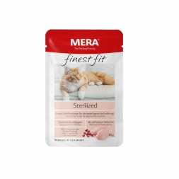 Mera finest fit Nassfutter Sterilized 85g (Menge: 12 je Bestelleinheit)