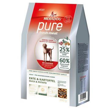 Mera Dog Pure Fresh Meat Ente & Kartoffel 300g