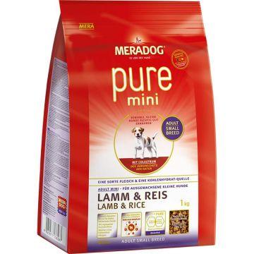 Mera Dog Pure Mini Lamm & Reis 1kg