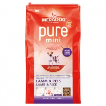 Mera Dog Pure Mini Lamm & Reis 3kg