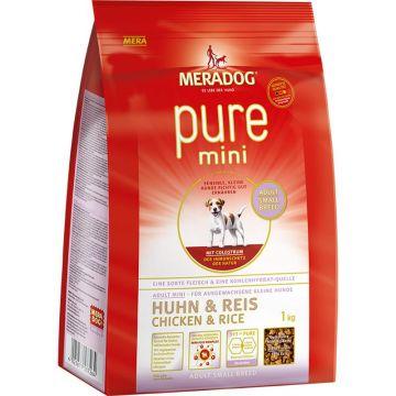 Mera Dog Pure Mini Huhn & Reis 1kg