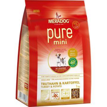 Mera Dog Pure Mini Truthahn& Kartoffel 1kg