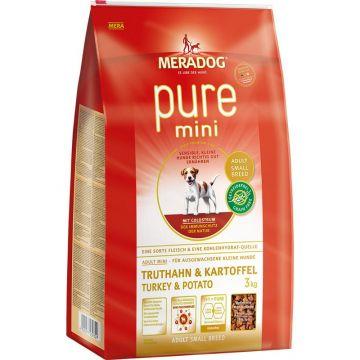 Mera Dog Pure Mini Truthahn& Kartoffel 3kg
