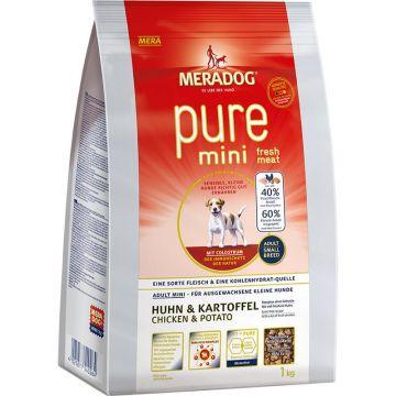 MD Pure Mini fresh meat Huhn& Kartoffel 1kg