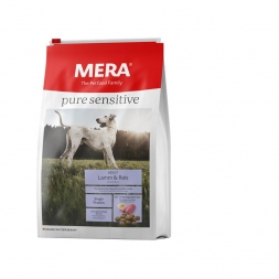 Mera Dog Pure Sensitive Lamm & Reis 4kg