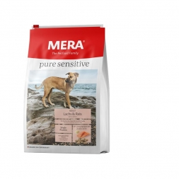 Mera Dog Pure Sensitive Lachs & Reis 12,5kg