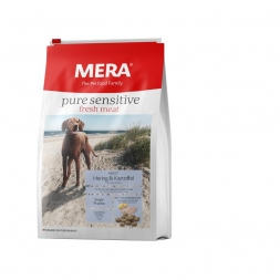 MeraDog Pure Sensitive Fresh Meat Hering & Kartoffel 1kg