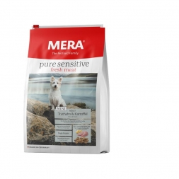 Mera Dog Pure Sensitive Fresh Meat Mini Truthahn & Kartoffel 4kg