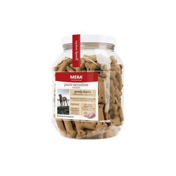 Mera Dog Pure Sensitive Goody Snack Truthahn & Reis 600g