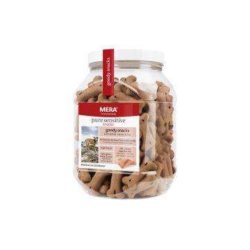 Mera Dog Pure Sensitive Goody Snack Lachs & Reis 600g