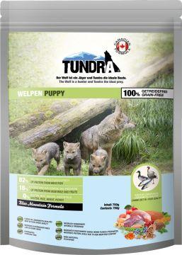 Tundra Trockenfutter Puppy 750 g