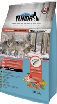 Tundra Trockenfutter Lachs 3,18 kg