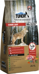 Tundra Trockenfutter Senior/Light 11,34 kg