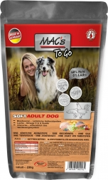 MACs Dog Soft Huhn to go 230 g